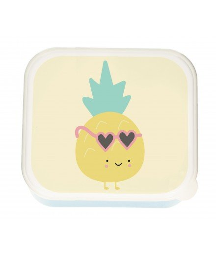 Lunchbox Ananas - Grand format
