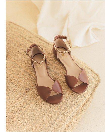 Sandales La Douce - Camel