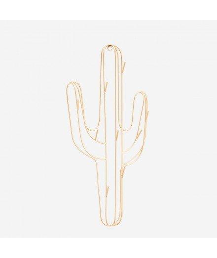 Support à bijoux - Cactus