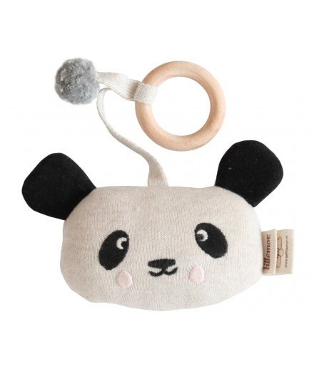 Hochet à suspendre - Panda