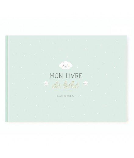Album de souvenirs - Mon livre de bébé