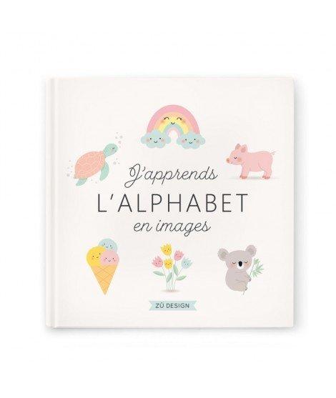 """Livre """"J'apprends l'alphabet en images"""""""