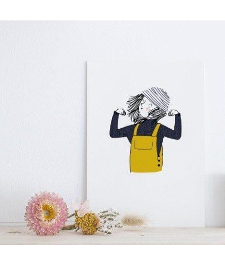 Carte postale Matelot