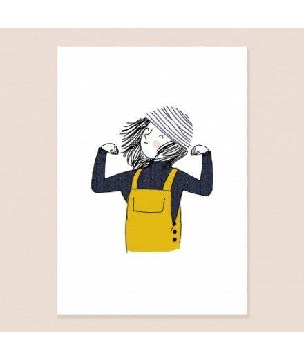 Affiche Matelot - Format A5